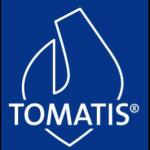 Tomats Logo dark background